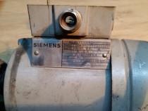 Motor electric cu doua pompe