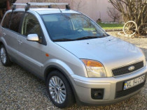 Ford Fusion + 1.6 TDCI