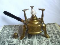 Lampa / Primus pentru gatit din alamă din Orientul Mijlociu