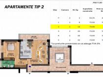 Apartament 2 Camere -Mamaia Sat/Nord-  Rate Dezvoltator