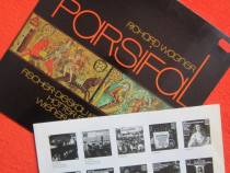 Vinil / vinyl Wagner -  Parsifal (Auszüge) -impecabil