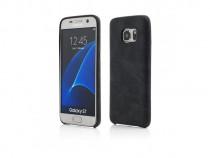 Husa Telefon Plastic Samsung Galaxy S7 g930 Clip-on Dark Gre