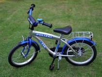 """Bicicleta Puky Polizei 110,roti pe 16"""""""