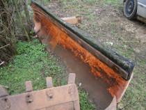 Lama deszapezire buldoexcavator Case 580