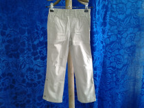 Extenso 2x1 Beige / pantaloni copii 6 ani