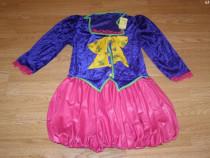 Costum carnaval serbare clovnita pentru copii de 9-10 ani