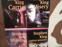 Cimitirul animalelor/Shining/Misery/Carrie-Stephen King