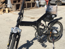 Bicicleta electrica e-go! chicago 20 inch cadru aluminiu