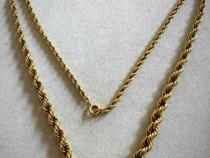Colier Lant Aur 8 k 13,60 gr model rasucit
