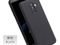 Husa Samsung A6 sau A6 Plus 2018 slim black