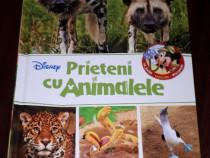 Disney prieteni cu animalele