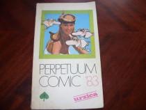 Almanah Perpetuum comic ( Urzica ) '83 *