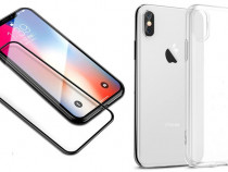 Iphone X XS 10 XR XS MAX - Pachet Folie Sticla Securizata 9D