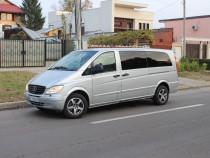 Mercedes Vito 115 2008 2.2CDi 150 CP E4, 5 loc., AC, 6+1 tr.