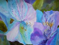 Tablou picturi flori