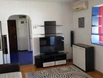 Apartament 3 camere mobilat/utilat vest, langa profi