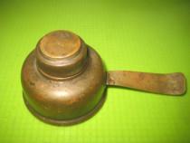 9780-Arzator mic lampa veche alama stare buna anii 1900-1930