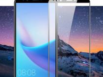 Huawei Y5/Y6/Y7/Y9 - Folie Sticla Securizata Full Size Neagr