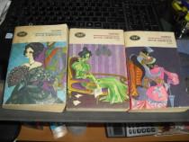 """Tolstoi vol. I-II-III """" Anna Karenina"""" Editura Minerva 1972"""