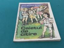 Caietul de citire/ crina decuseară-bocșan/ilustrații nagy