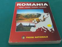 România*turism /pagini naționale/1997