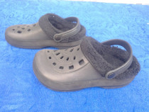 Crocs / Black / papuci / slapi copii mar. 32 - 33