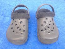 Crocs Black papuci slapi copii mar. 32 - 33