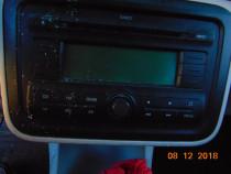 Radio CD Skoda Fabia 2 Radio Cd Skoda Roomster dezmembrez