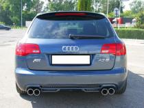 Prelungire tuning haion eleron Audi A6 C6 Allroad 06-11 v2