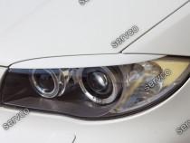 Set pleoape faruri BMW Seria 1 E81 E87 E88 ABS 2006-2012 v1