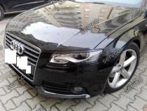 Set pleoape faruri Audi A4 B8 ABS 2008-2012 v1