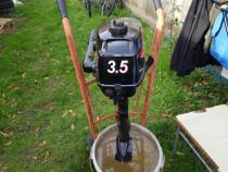 Motor barca 3.5 hp ,2T