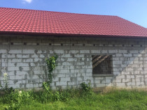 Teren 903,15 mp cu constructie nefinalizata