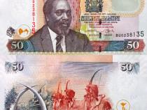 Lot 6 bancnote kenya 2005-2019 - unc