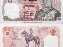Lot 9 bancnote tailanda 1981-2018 - unc + circulate