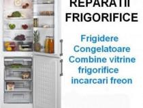 Reparatie/service frigider,lada,vitrina, la locatie
