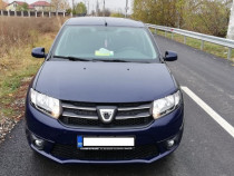 Dacia Logan 2015 pe benzină - garanție până în iulie 2019