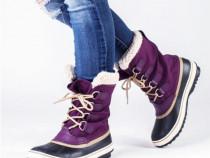 Ghete, apreschiuri, cizme iarnă Sorel, originale, mărimea 37
