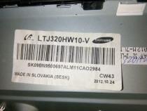 Ltj320hw10-v;hc320dxn-slnsd-5142;hc320dxn-abns4-5112