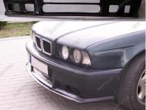 Prelungire spoiler buza bara fata BMW E34 pachet M tech v1