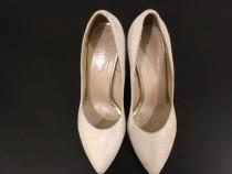 Pantofi mireasa marime 36