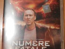 DVD film Numere fatale Gazeta