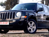 Jeep Patriot 4x4 motor VW 2.0 CRD 140 cp