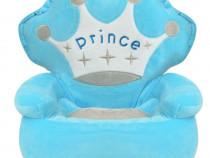 Scaun din pluș pentru copii, Prince (80157-80160)