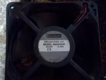 Ventilator cooler 24v dc