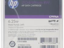 C7976A HPE LTO-6 Ultrium 6.25TB MP RW Data Tape
