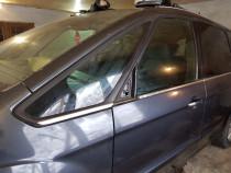 Geam fix stanga fata Ford Galaxy, 2009