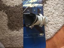 Placa snowboarding + 2 perechi boots