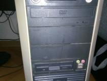 Sistem desktop cu tastatura si mouse Fujitsu-Siemens