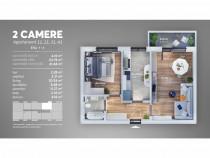 Titan Auchan – Theodor Pallady -Metrou –apartament 2 camere